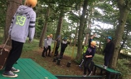 Adrenalin Leadership and Team Building                                                                   to find out more 01748 813388